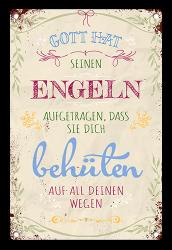 20x30_BlechSchild_Engel